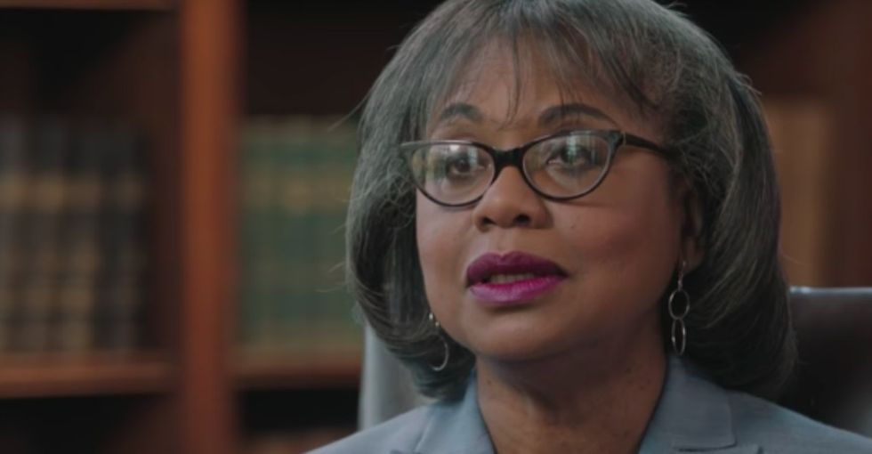 Anita Hill nailed why we need to rethink who's to blame when it comes to sexual abuse.