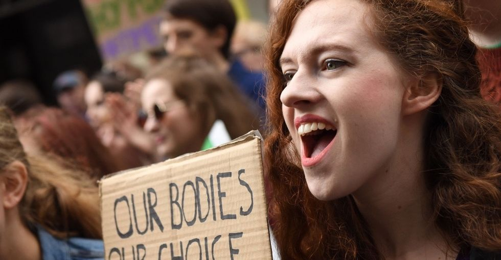 Ireland voted to end its ban on abortion. Here's why that's a win for human rights.
