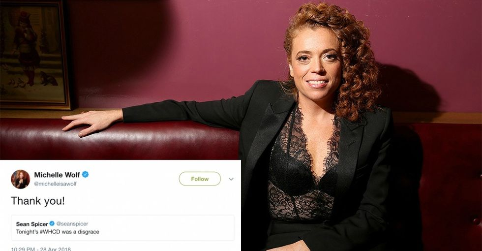 Jokes aside, here are the 6 Michelle Wolf quotes from the WHCD we should be talking about.