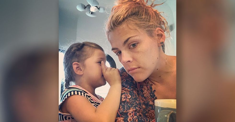 Busy Philipps is brutally honest about mom-ing. And she's got some great advice too.