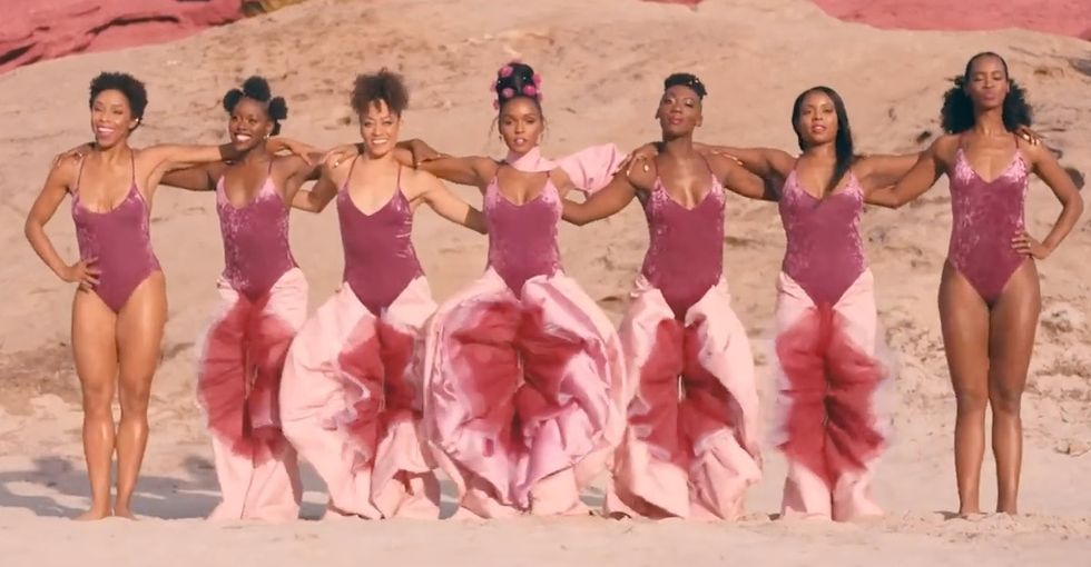 Janelle Monáe's video caused a stir, but you probably missed this the first time around.