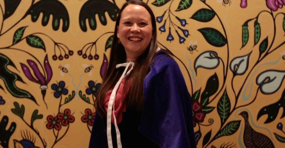 The personal reason this superwoman has dedicated her life to Indigenous midwifery.