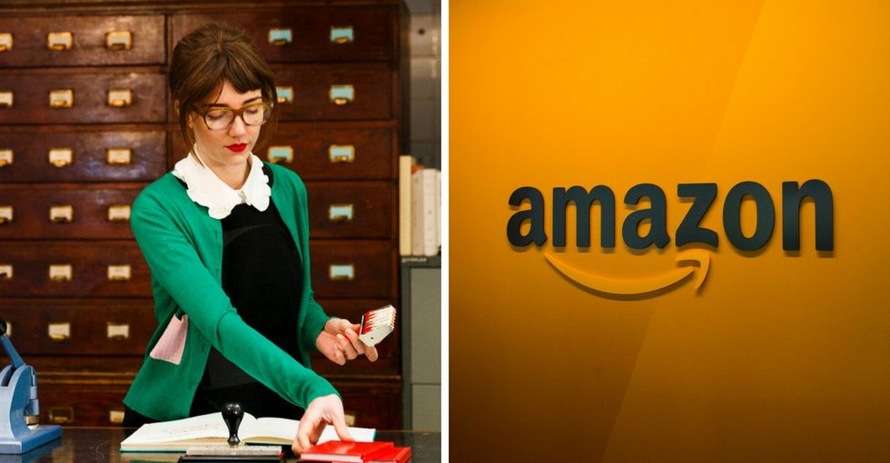 Replace libraries with Amazon? Not if these librarians have anything to say about it.