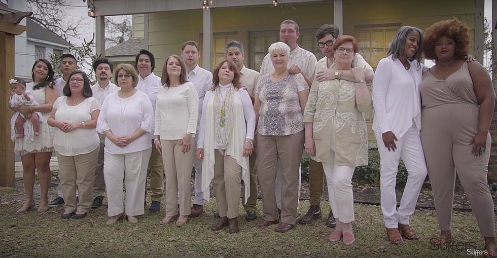 This touching music video showcases moms of all identities for Mother's Day.