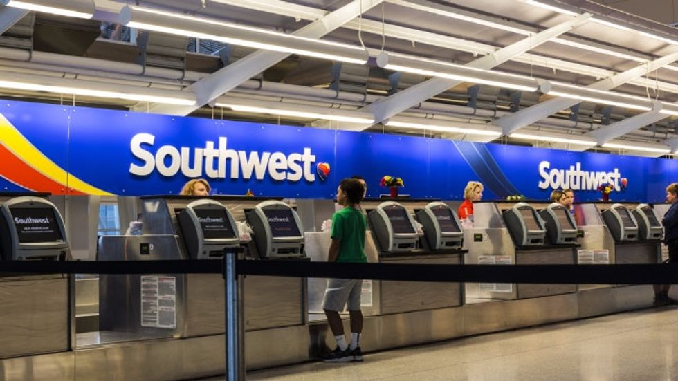 Mom accuses Southwest Airlines of 'name-shaming' her daughter. Internet finishes the job.