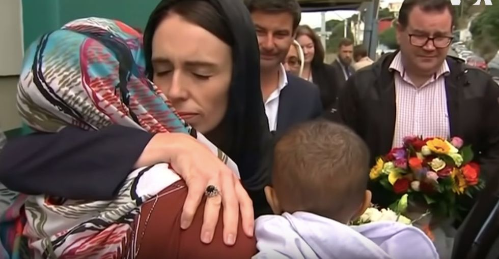 New Zealand's Jacinda Ardern is the strong, compassionate leader the world needs right now.