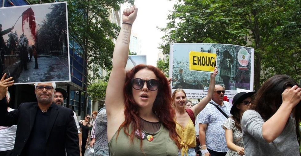 Australia is banning entry to anyone found guilty of domestic violence anywhere in the world.