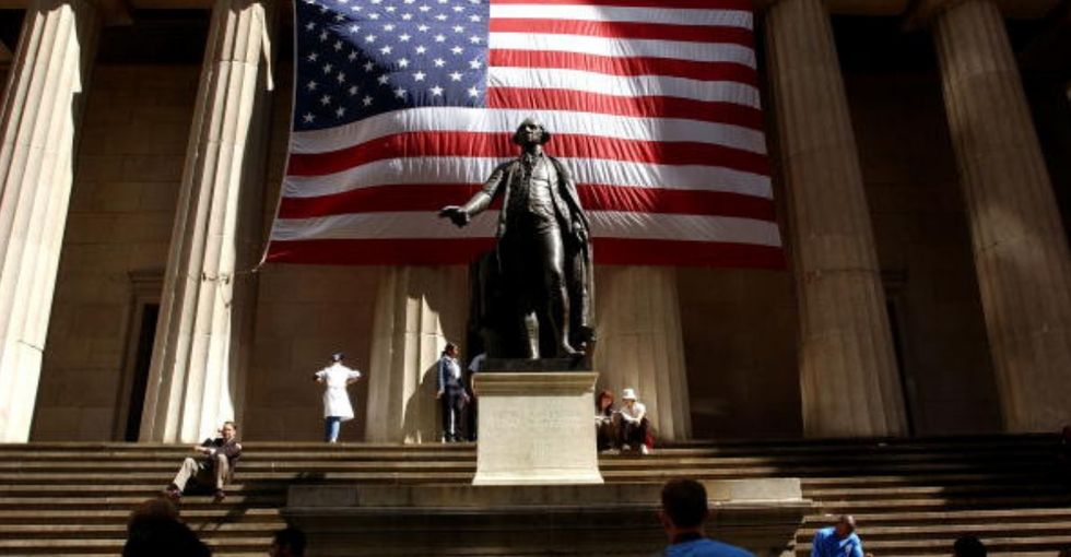 George Washington told America that political parties were our 'worst enemy.' He was right.