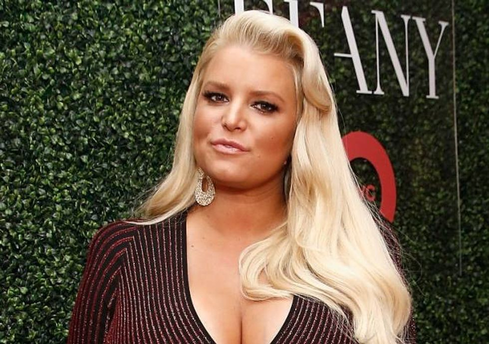 A group of Instagram users tried to mommy-shame Jessica Simpson. Were they right?