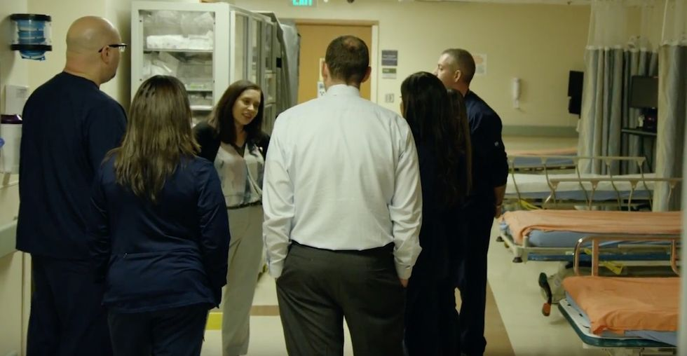 Human trafficking is a global crisis. Dignity Health is innovating how it's fought.