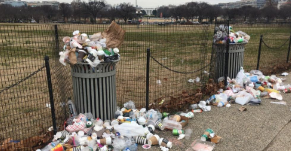 Our national parks are mired in human feces and garbage—is this what 'great' looks like?