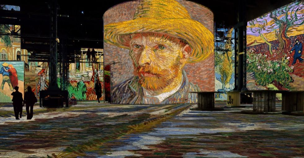 Van Gogh's paintings come to life at this incredible art museum. Come take a tour.