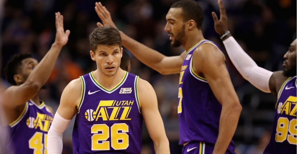 NBA player Kyle Korver wrote a must-read essay on what he's learned about white privilege in America.