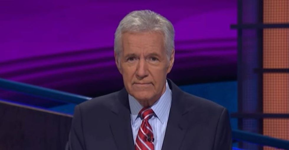 Alex Trebek made a very sad announcement, but his positivity and humor has everyone fighting with him.