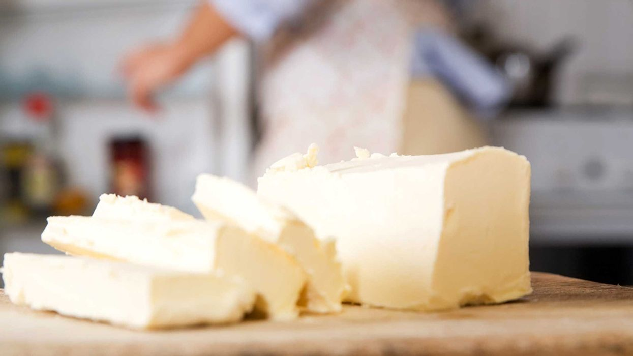 What Is Margarine Made of and Is It Vegan?
