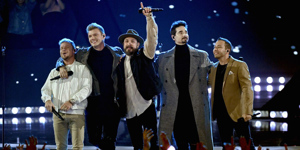 The Backstreet Boys Blessed Us With An Acoustic Version Of Their Biggest Hit