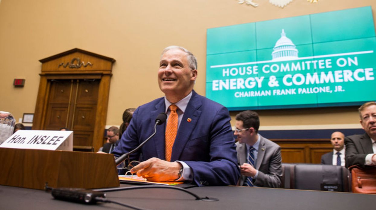 Inslee's 'Evergreen Economy Plan' Calls for $9 Trillion Investment in New Green Jobs, Would Help Fossil Fuel Workers Transition