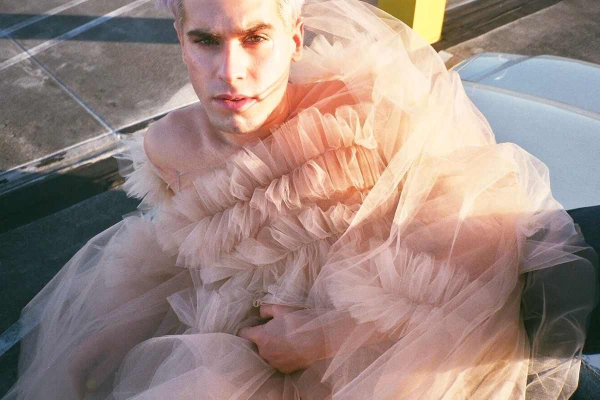 Meet the Queer Southern Designer Dressing Gus Dapperton