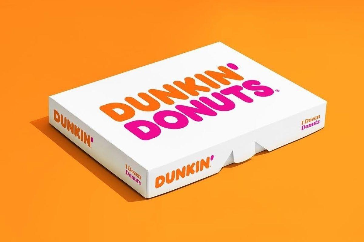 Dunkin' Donuts Pivots to Nail Polish