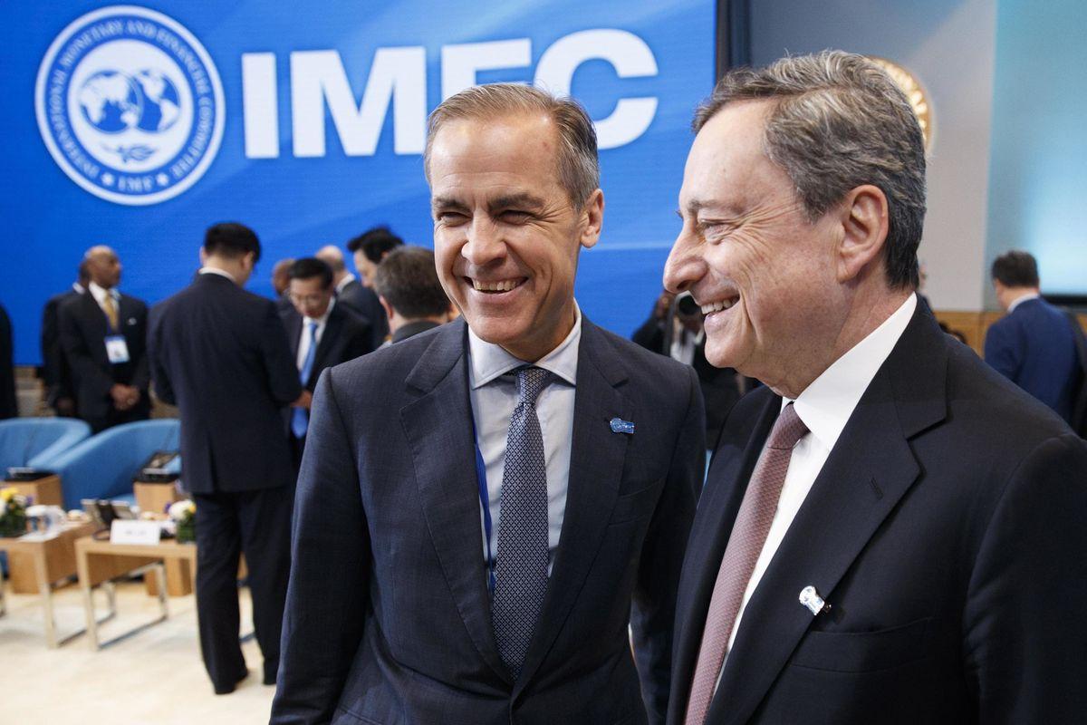 Draghi concede più tempo per Carige