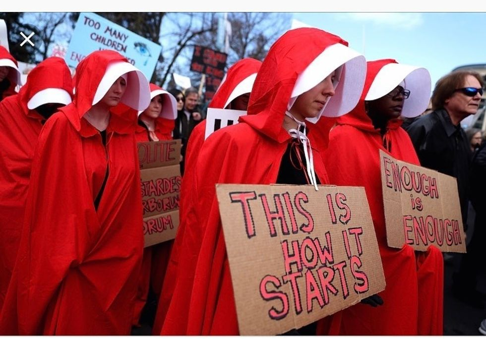 Abortion Bans Are Only A Small Part Of The Republican War On Women