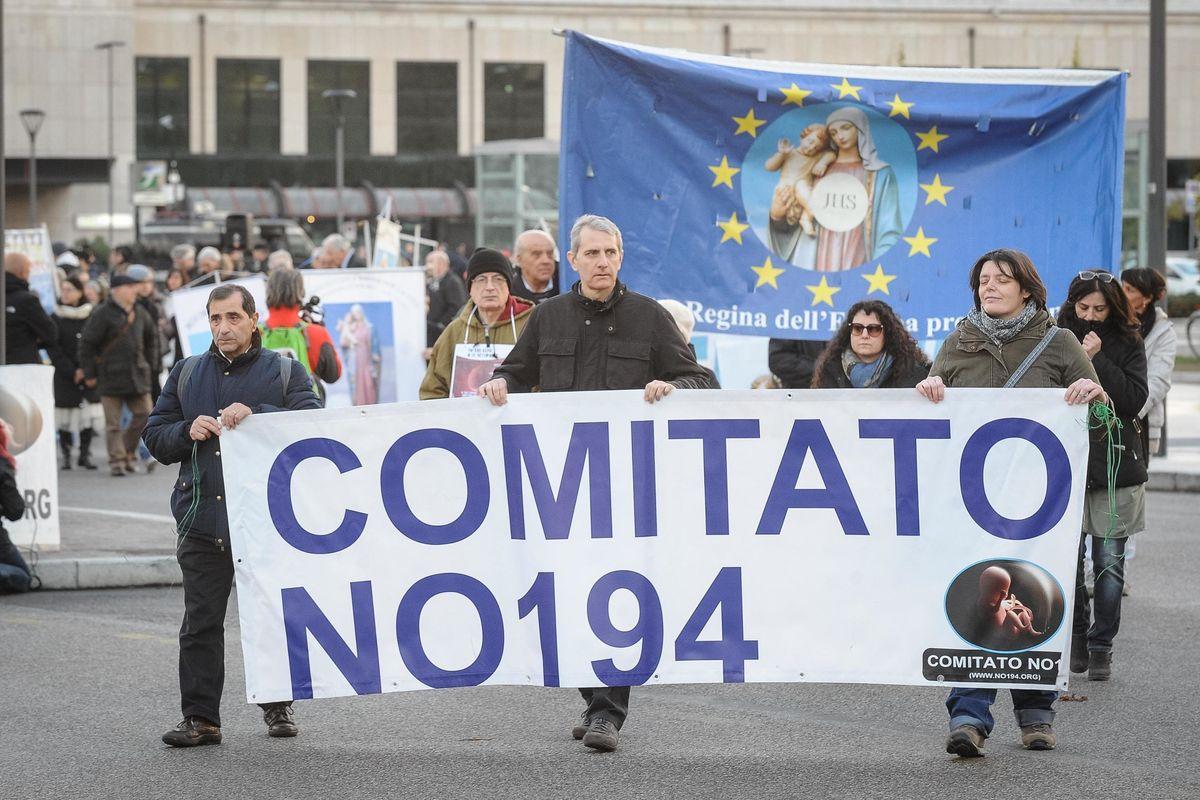 Marcia per la vita: «L'epoca buia sono questi 41 anni dall'approvazione della legge 194»