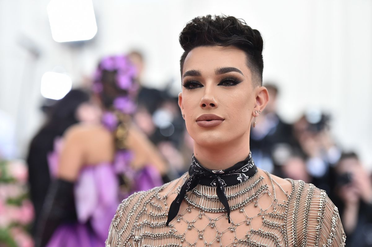 James Charles Presents His Receipts