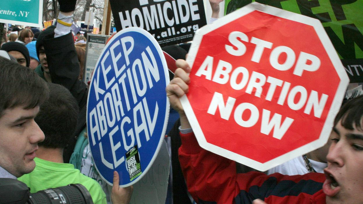 The real numbers behind abortions in the United States