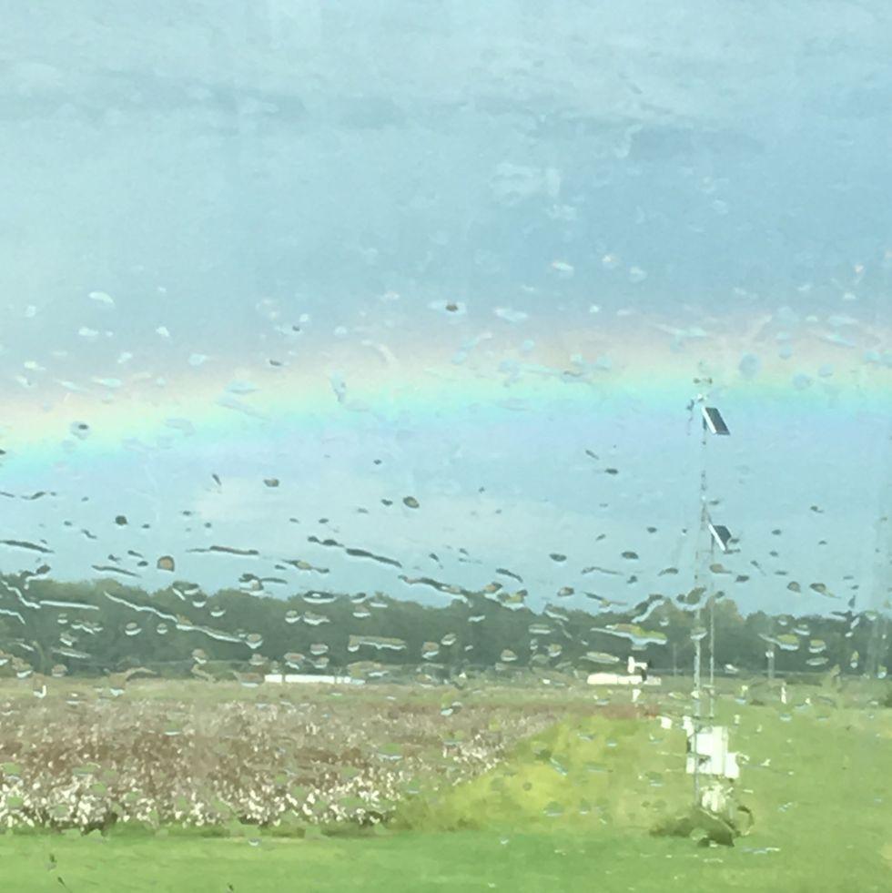 EVERY STORM HAS A RAINBOW