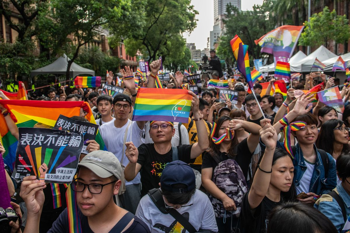 Taiwan Legalizes LGBTQ+ Marriage