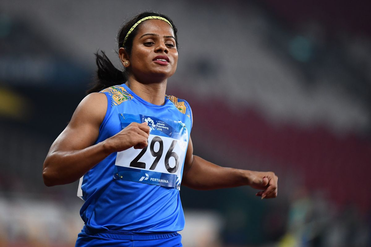 Indian Sports Star Dutee Chand Opens Up About Her Sexuality