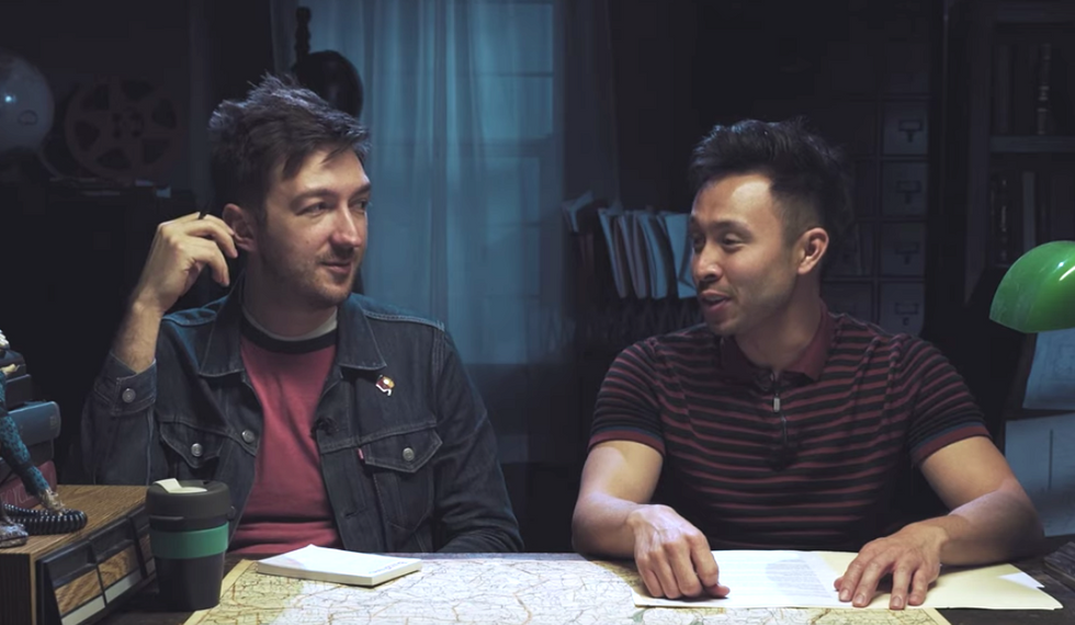 10 Of The Best Moments From Buzzfeed Unsolved That Make You Want To Be Best Friends With Shane And Ryan