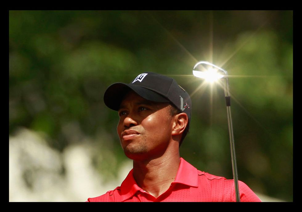 Golf Is The Game Of Life, And Tiger Woods Is Proof Of That