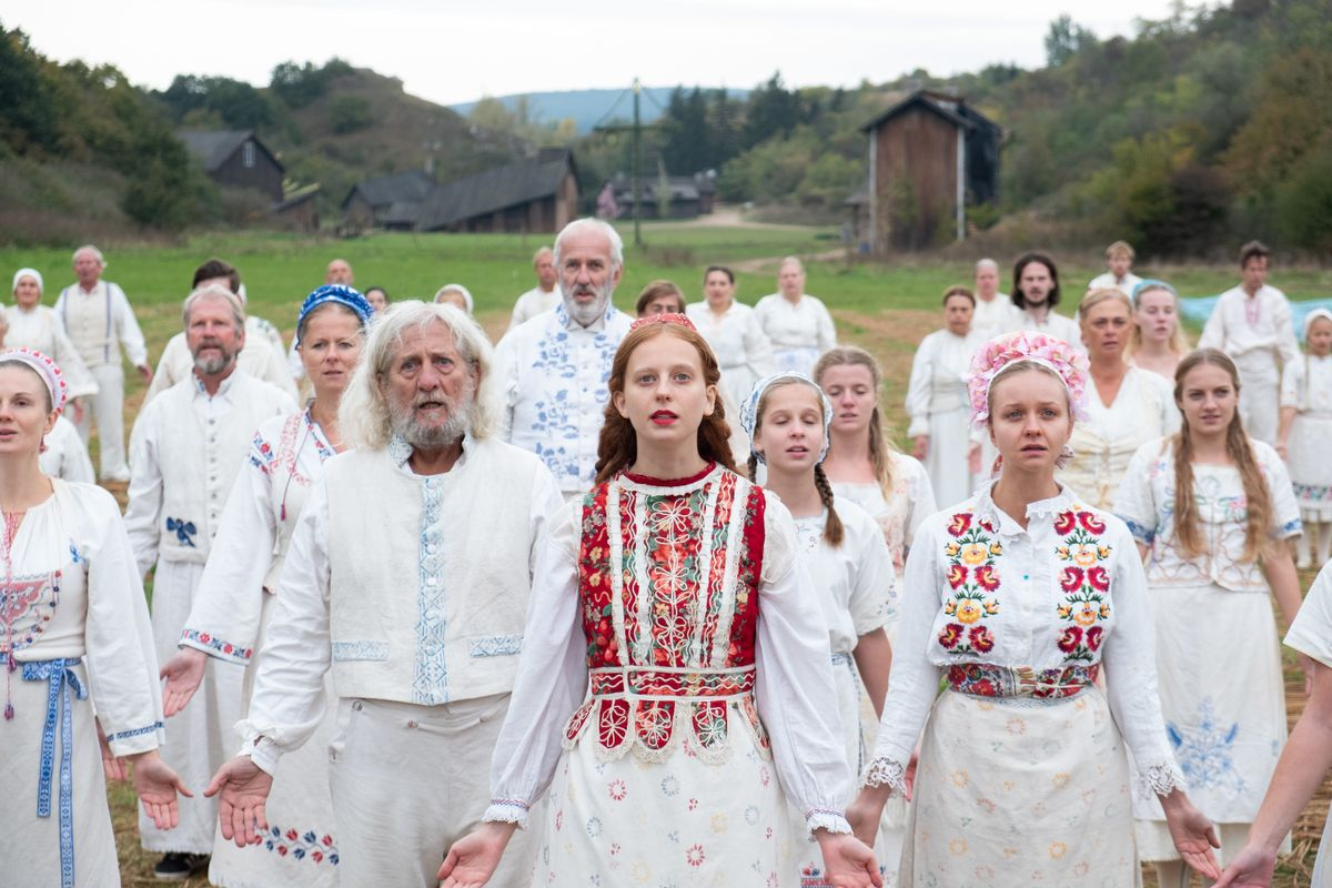 'Midsommar' Is The Whitest Movie Of The Summer—Literally