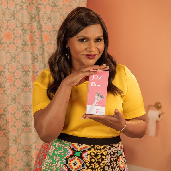 Mindy Kaling on Motherhood, Politics and Joy Shave