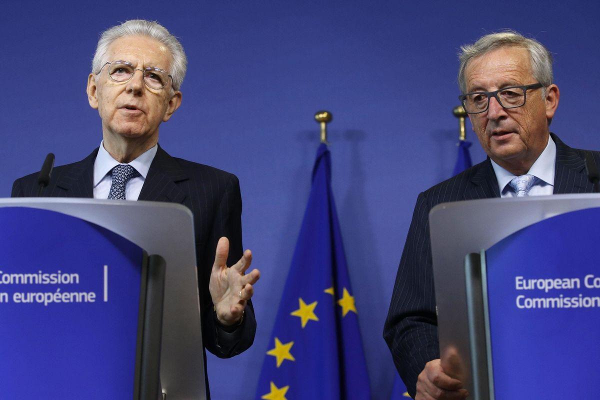 Ammutoliti i becchini dell'Italia. La procedura Ue era tutta un bluff