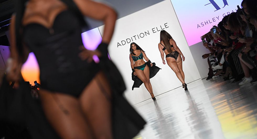 The Problem with Plus Sized Model Perception