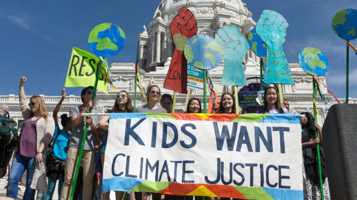 Climate Crisis Lawsuits Expanding Worldwide: 'A Global Phenomenon' to Hold Governments and Corporations Accountable