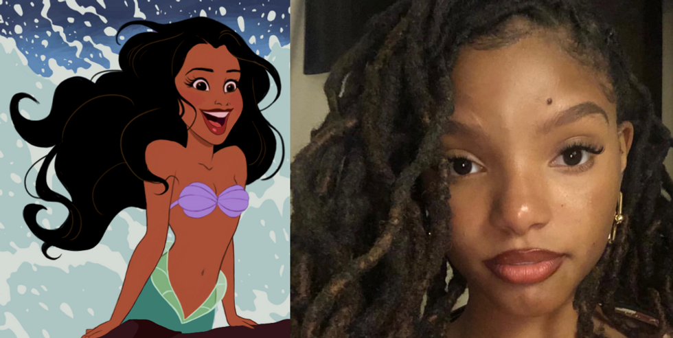 5 Disney Princesses That Prove That Race Matters, Ariel Is Not On The List — Get Over It