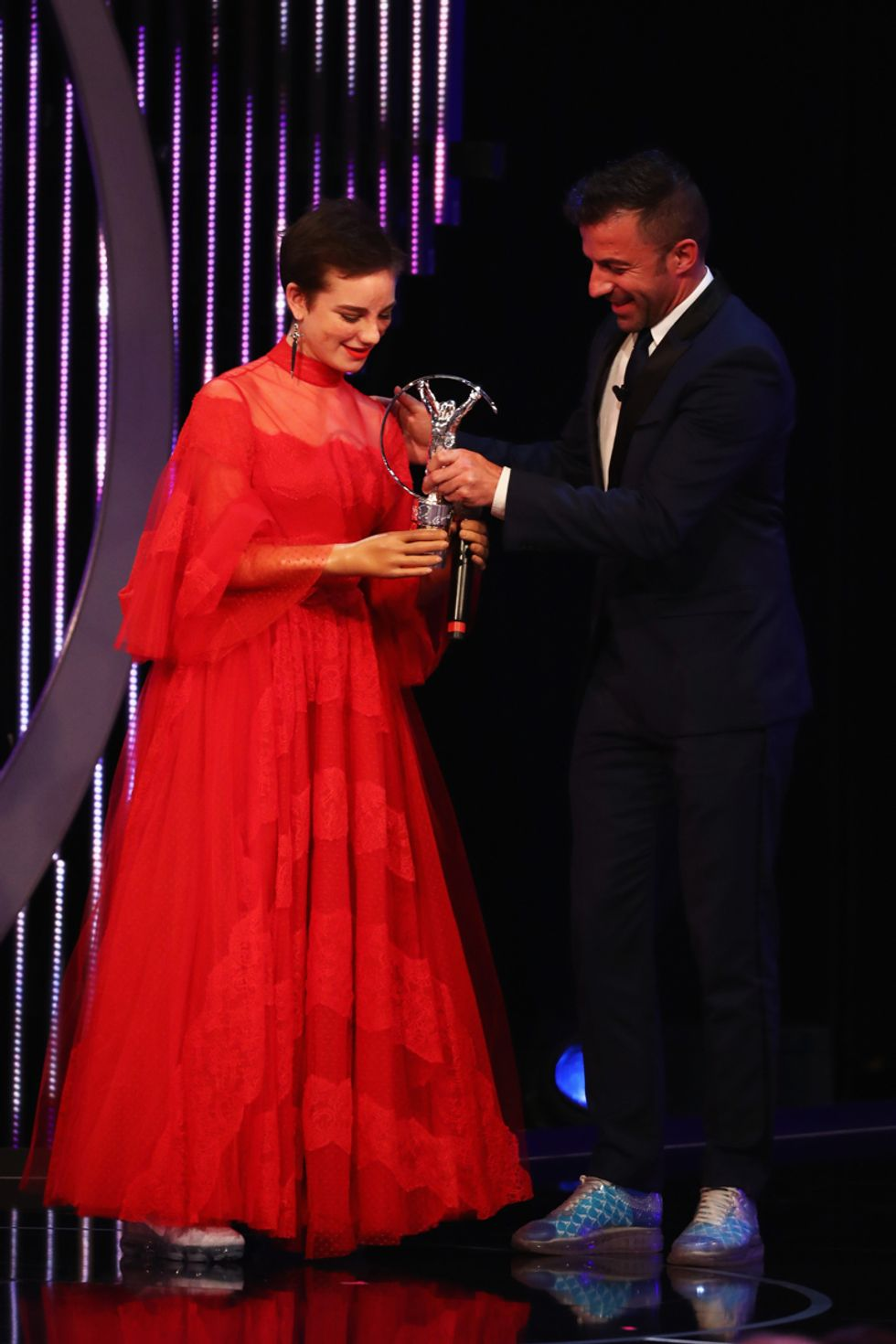 Bebe-Vio-Laureus-Awards