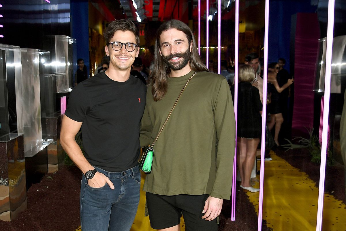 Antoni Porowski, Jonathan Van Ness Spark Dating Rumors