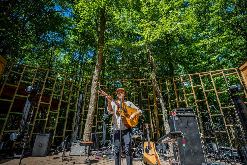 Ziggy Alberts Opens Up About His Honest, Hopeful Music at Firefly Music Festival