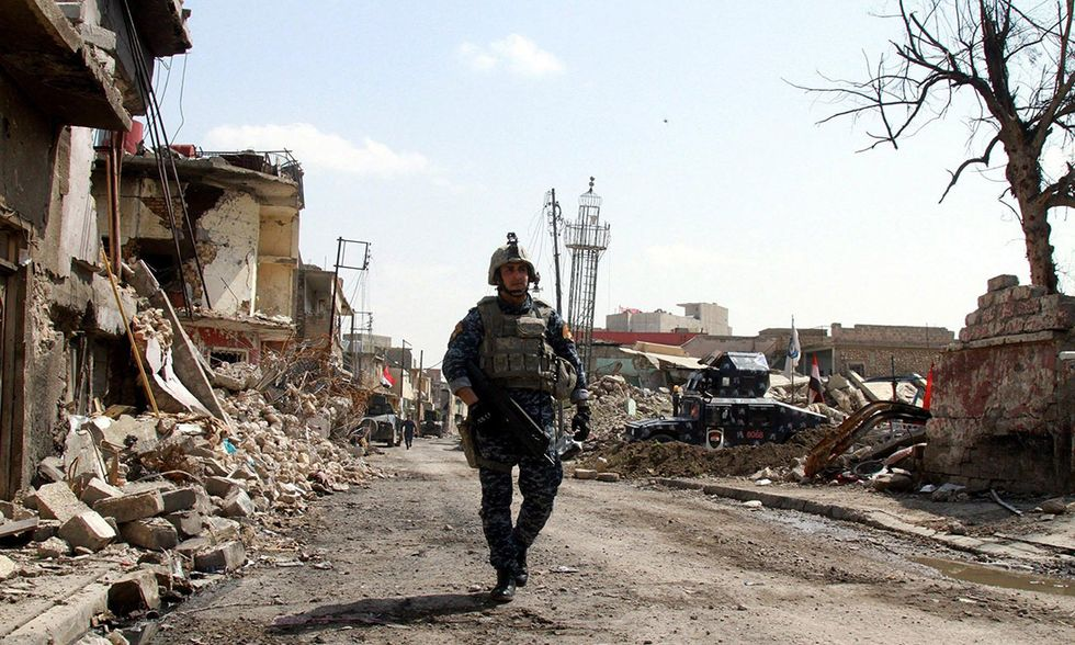 Battaglia di Mosul