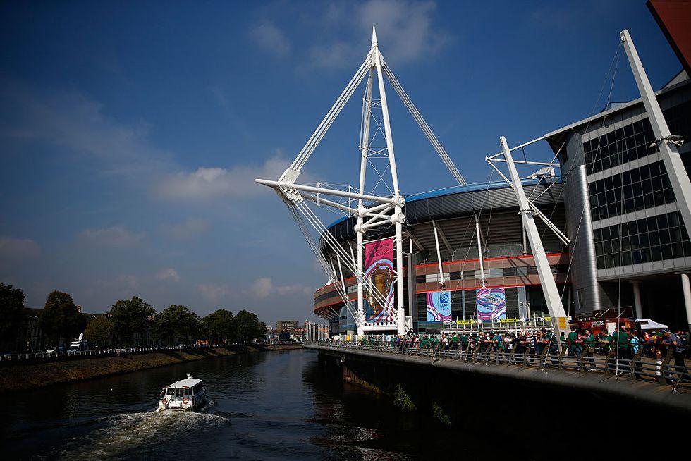 Millennium Stadium Cardiff Champions League