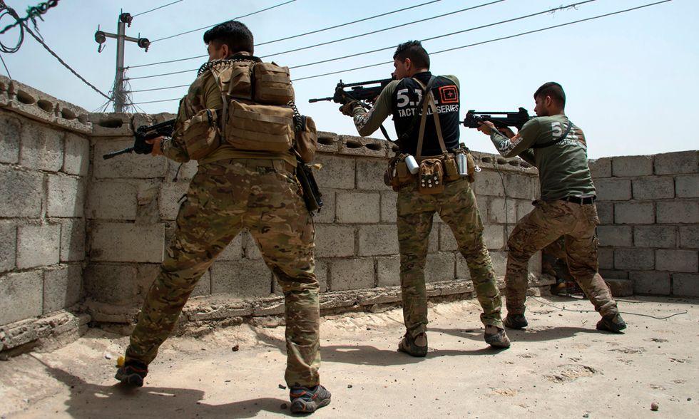 Iraq, Battaglia di Mosul