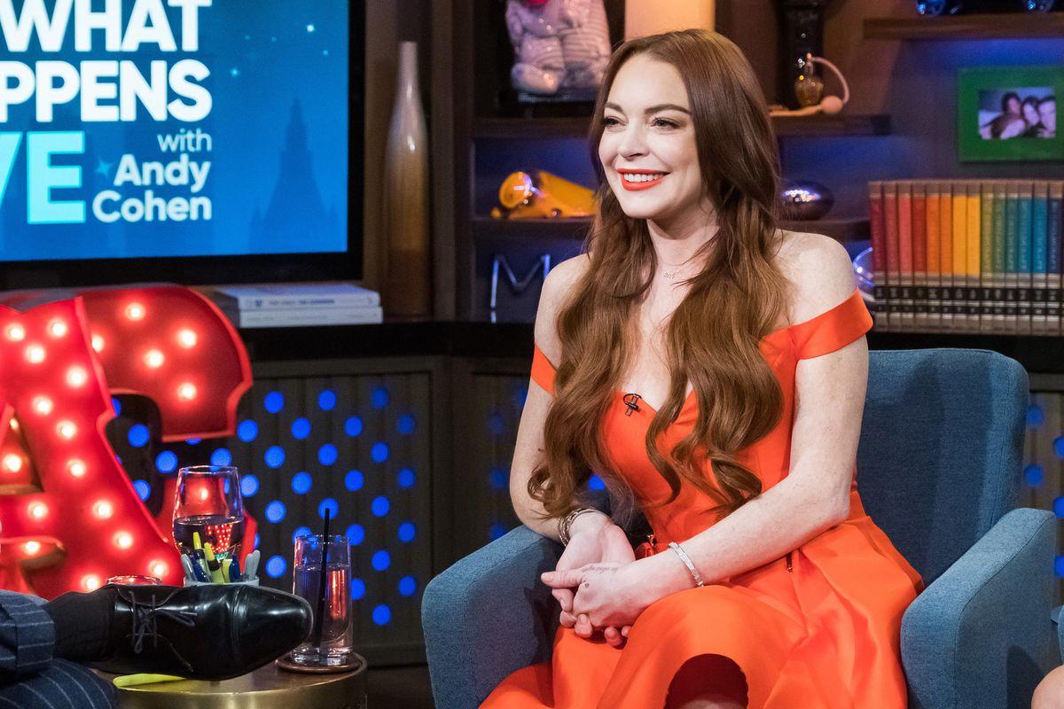 Lindsay Lohan Is a Swiftie