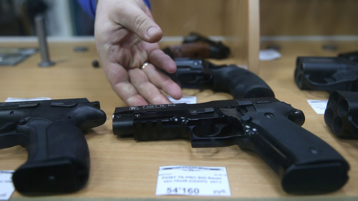 Gun violence lower in states that require licenses, study finds