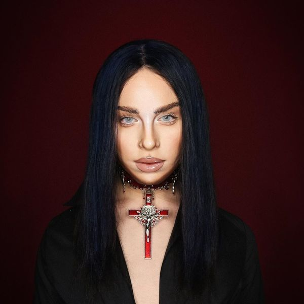 Alexis Stone Transforms Into Billie Eilish