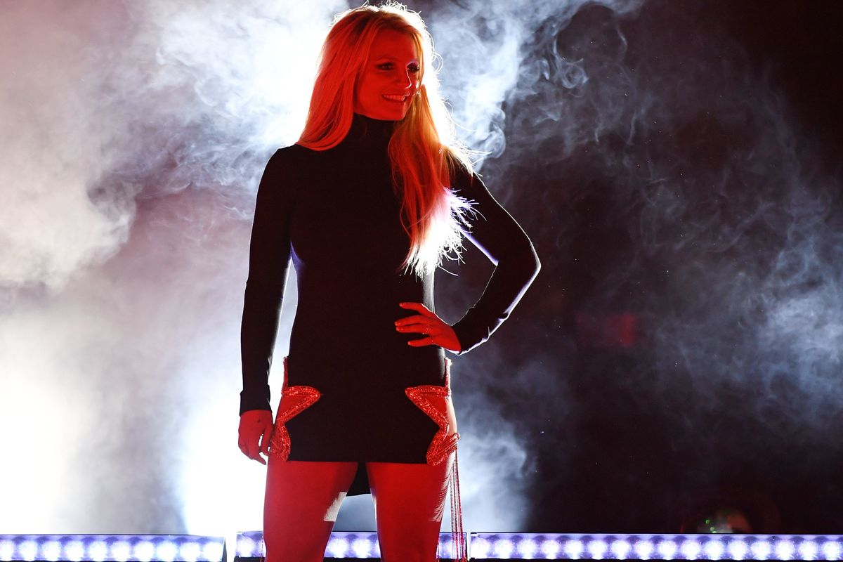 Britney Spears Granted Restraining Order Against Sam Lufti