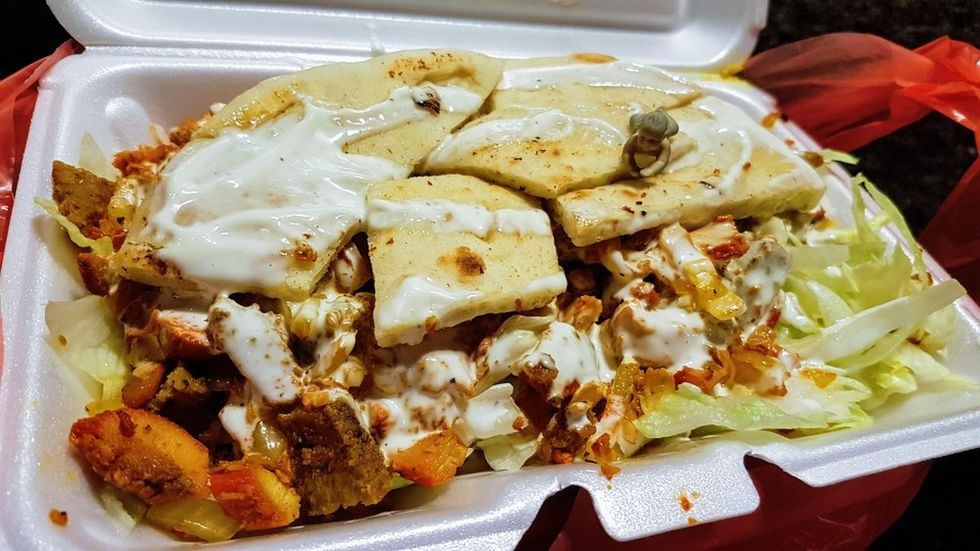 best eats in east village